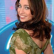NLD/Baarn/20051229 - Persconferentie finalisten Idols 2005, Ariel