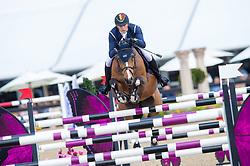 Philippaerts Nicola, BEL, Ustina Sitte<br /> CSI5* Jumping<br /> Royal Windsor Horse Show<br /> © Hippo Foto - Jon Stroud
