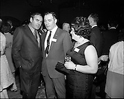 20/04/1970<br /> 04/20/1970<br /> 20 April 1970<br /> Tynagh Mines Dinner Dance at Loughrea, Co. Galway. Mr. P.J. Hughes; Mr. John Armstrong, Stores Tynagh and Mrs J. Armstrong.