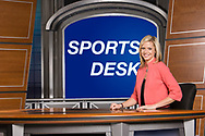 Kathryn Tappen: NBC TV personality on set