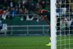 December 9, 2018 - Seville, Andalucía, Spain - Advíncula, Rayo, during the LaLiga match between Real Betis and Rayo in Benito Villamarín Stadium  (Credit Image: © Javier MontañO/Pacific Press via ZUMA Wire)