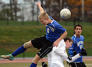 CB East vs Great Valley Soccer Playoff