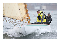 Day two of the Fife Regatta,Passage race to Rothesay.<br /> <br /> St Patrick, Anthony Harrison, GBR, Bermudan Sloop, GL Watson, Fairlie Built 1919<br /> <br /> * The William Fife designed Yachts return to the birthplace of these historic yachts, the Scotland's pre-eminent yacht designer and builder for the 4th Fife Regatta on the Clyde 28th June–5th July 2013<br /> <br /> More information is available on the website: www.fiferegatta.com