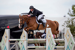 Van Hove Jan, BEL, Pim de Vinck<br /> BK Young Horses 2020<br /> © Hippo Foto - Sharon Vandeput<br /> 6/09/20