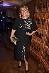 Fay Ripley at the Fortnum & Mason Food and Drink Awards, Fortnum & Mason Food and Drink Awards, London, England. 10 May 2018.