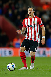Jose Fonte of Southampton in action - Photo mandatory by-line: Rogan Thomson/JMP - 07966 386802 - 03/03/2015 - SPORT - FOOTBALL - Southampton, England - St Mary's Stadium - Southampton v Crystal Palace - Barclays Premier League.
