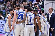 Team Banco di Sardegna Dinamo Sassari<br /> Banco di Sardegna Dinamo Sassari - The Flexx Pistoia Basket<br /> Legabasket Serie A LBA Poste Mobile 2016/2017<br /> Sassari 04/03/2017