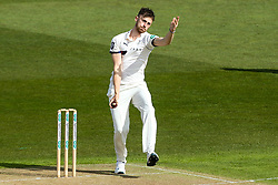 Ben Coad of Yorkshire - Mandatory by-line: Robbie Stephenson/JMP - 05/04/2019 - CRICKET - Trent Bridge - Nottingham, England - Nottinghamshire v Yorkshire - Specsavers County Championship Division One