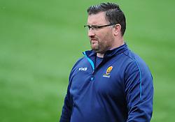Worcester Valkyries Director of Rugby Roy Davies looks on - Mandatory by-line: Nizaam Jones/JMP - 22/09/2018 - RUGBY - Sixways Stadium - Worcester, England - Worcester Valkyries v Richmond Women - Tyrrells Premier 15s