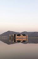 Water Palace, Rajasthan, India