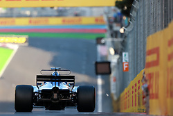 June 23, 2017 - Baku, Azerbaijan - Motorsports: FIA Formula One World Championship 2017, Grand Prix of Europe, .#9 Marcus Ericsson (SWE, Sauber F1 Team) (Credit Image: © Hoch Zwei via ZUMA Wire)