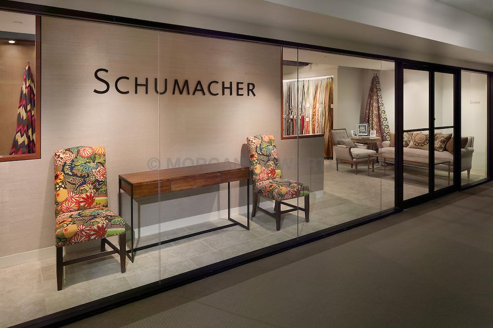 Schumacher showroom Washington DC Design Center