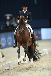 Schmidt Hubertus, (GER), Florenciano<br /> Grand Prix Dressage München 2015<br /> © Hippo Foto - Stefan Lafrentz