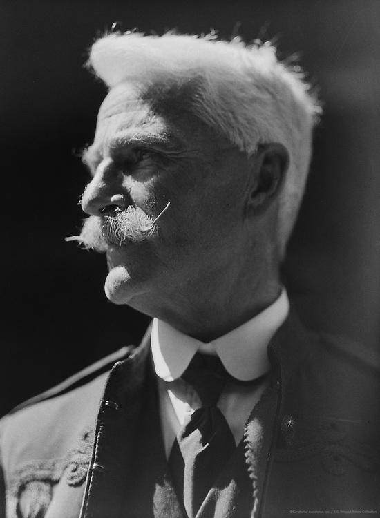 Mr. James Carvosso Wilburd, Superintendent of the Jenolan Caves, Australia, 1930