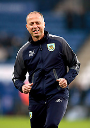 Burnley assistant manager Ian Woan