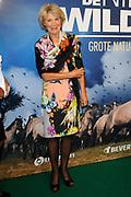Premiere De Nieuwe Wildernis in het concertgebouw, Amsterdan.<br /> <br /> Op de foto:  Prinses Irene van Lippe-Biesterfeld