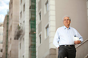 Belo Horizonte_MG, 28 de junho de 2011...Epoca negocios..Na foto, Rubens Menim, presidente da construtora MRV...Foto: LEO DRUMOND / NITRO