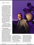 Jon Bell at the Indian River Community College Planetarium