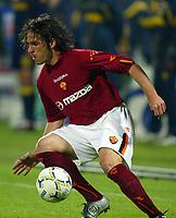 MODENA 18/4/2004 Campionato Italiano Serie A <br />30a Giornata - Matchday 30 <br />MODENA ROMA 0-1 <br />Gaetano D'Agostino (Roma)<br /> Foto Andrea Staccioli Graffiti