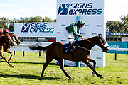 Hidden Depths ridden by Liam Keniry trained by Neil Mulholland - Mandatory by-line: Robbie Stephenson/JMP - 22/07/2020 - HORSE RACING - Bath Racecoure - Bath, England - Bath Races