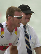 Photo Peter Spurrier<br /> 20/09/2002<br /> 2002 World Rowing Championships - Seville - Spain<br /> Sat finals<br /> GER M1X <br /> Marcel Hacker