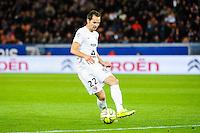 Kevin LEJEUNE - 28.04.2015 - Paris Saint Germain / Metz - Match en retard - 32eme journee Ligue 1<br />Photo : Nolwenn Le Gouic / Icon Sport