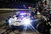 January 27-29, 2021. IMSA Weathertech Series. Rolex Daytona 24h:  #48 Ally Cadillac Racing, Cadillac DPi, Jimmie Johnson, Kamui Kobayashi, Simon Pagenaud, Mike Rockenfeller