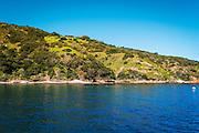 Prisonsers Harbor, Santa Cruz Island, Channel Islands National Park, California USA