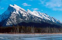 Vermillion Lakes and Mount Rundle   Photo: Peter Llewellyn