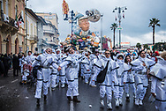 Luca Bertozzi's Moon Dream during the parade
