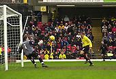 20040228  Watford vs Wimbledon, Vicaridge Road, Watford