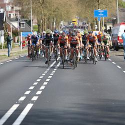 06-05-2017: Wielrennen: Ronde van Overijssel: Rijssen