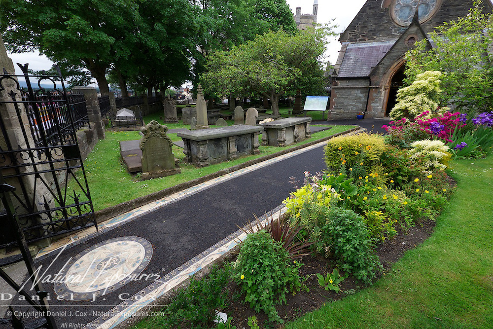 Saint Augustine's church in Londonderry, Ireland,