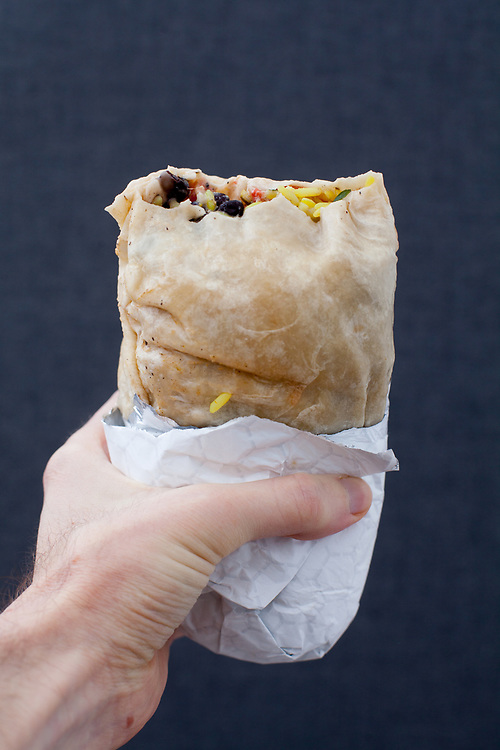 Chicken Burrito from Tres Carnes ($9.75)
