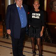 Modeshow Sheila de Vries 2004, Judith Osborn en haar partner