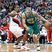 03-09 Trail Blazers at Celtics