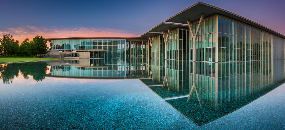 Museum of Modern Art in Fort Worth, Texas