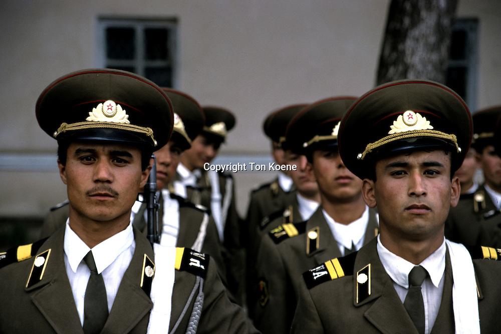 Tajik army
