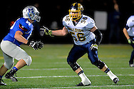 Olmsted Falls High School at Midview High School boys varsity football on October 9, 2015. Images © David Richard and may not be copied, posted, published or printed without permission.