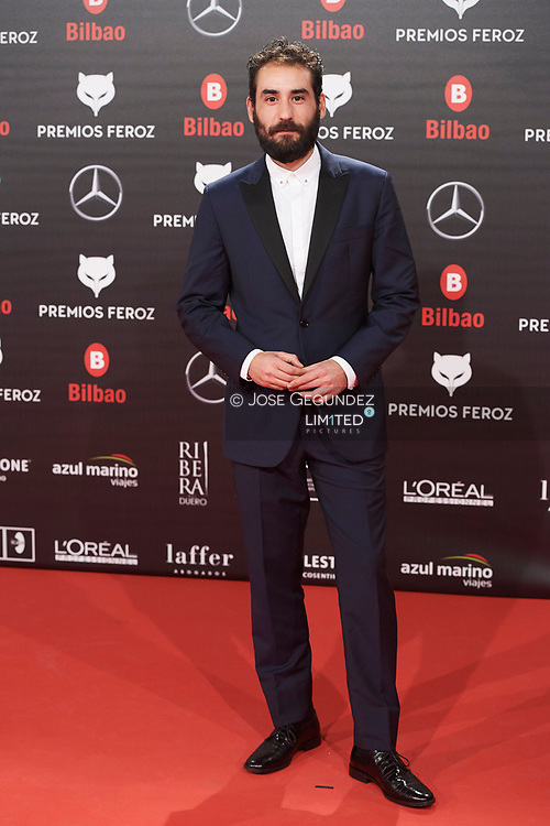 Jesus Carroza attends the 2019 Feroz Awards at Bilbao Arena on January 19, 2019 in Madrid, Spain