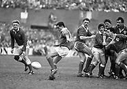 Ireland V Wales 1988