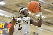 Lorain at Garfield Heights boys varsity basketball on February 3, 2016. Images © David Richard and may not be copied, posted, published or printed without permission.