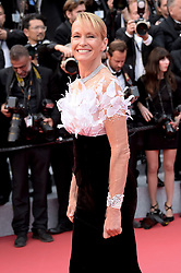 Estelle Lefebure attending the opening ceremony and premiere of The Dead Don't Die, during the 72nd Cannes Film Festival.