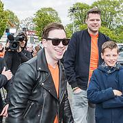 NLD/Breda/20180427 - 538 Koningsdag Breda 2018, Hardwell in gesprek met Coen en Sander
