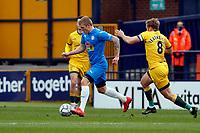 Will Collar. Stockport County FC 1-1 Hartlepool United FC. Vanarama National League. Edgeley Park. 27.3.21