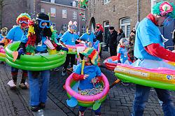 Kènjeroptoch, Sittard, Zitterd, Caranaval 2015, kleine optocht