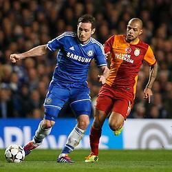 Chelsea v Galatasaray