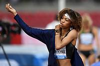 CUNNINGHAM Vashti USA High Jump Women <br /> Roma 31-05-2018 Stadio Olimpico  <br /> Iaaf Diamond League Golden Gala <br /> Athletic Meeting <br /> Foto Andrea Staccioli/Insidefoto