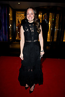 Charlie Clemmow, at the Broadcast Awards, Grosvenor Hotel London. 05.02.20