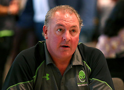 Worcester Warriors Director of Rugby Gary Gold at the Aviva Premiership Rugby 2017/18 season launch - Mandatory by-line: Robbie Stephenson/JMP - 24/08/2017 - RUGBY - Twickenham - London, England - Premiership Rugby Launch